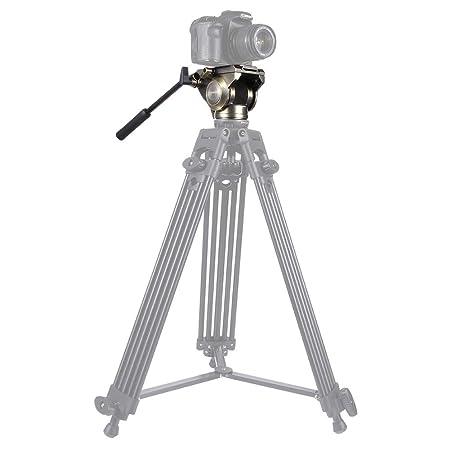 PULUZ Equipo fotográfico de la cámara réflex Grande PTZ hidráulica ...