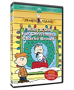 I Want a Dog for Christmas, Charlie Brown by Jimmy Bennett (III) by ABC Television Center