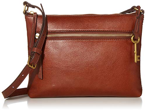 Fossil Women's Fiona Small Crossbody Purse Handbag
