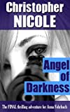Front cover for the book Angel of Darkness by Christopher Nicole