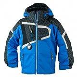Obermeyer Kids  Baby Boy's Super G Jacket (Toddler/Little Kids/Big Kids) Stellar Blue 3T