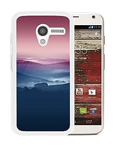 Hazy Nature (2) Durable High Quality Motorola Moto X Phone Case