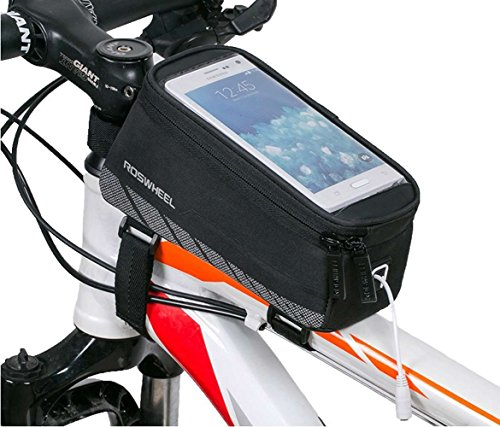 COTEetCI Bicycle Transparent Cycling Pannier