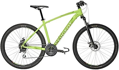 Peugeot – Montaña M02 – 400 verde – Talla marco: 47: Amazon.es ...