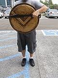 DK Online 300 Movie Shield of Sparta Spartan Shield