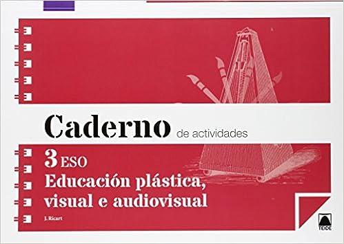 Descargar epub free english Caderno. Educación plástica e visual 3º ESO 8430790993 PDF