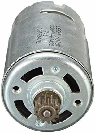 18 V 99 Dientes Sourcingmap A12122500UX0345 Motor del Engranaje