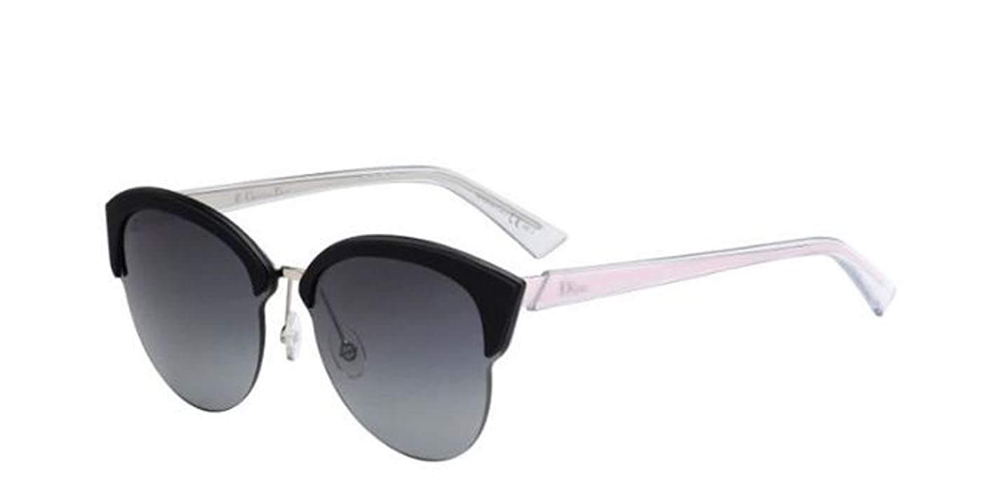004cf86dbbd AAuthentic Christian Dior Run S BKL QT Gold Pink Green Sunglasses   Amazon.co.uk  Clothing
