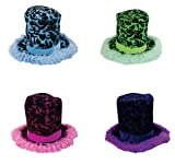 "22"" FLAME STOVEPIPE HAT, Case of 48"