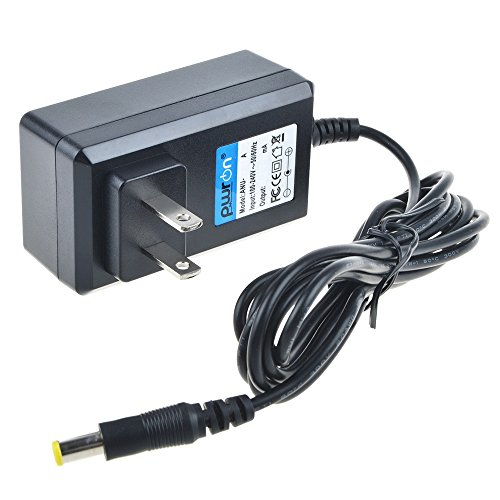 PwrON 6.6 FT Long 12V AC to DC Adapter Charger For Korg Micr