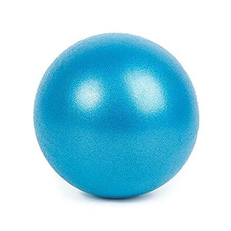 SMARTrich - Pelota de yoga, baló n de fitness, baló n de entrenamiento para interiores de 25 cm, color rosa, tamañ o 1*1*1cm, 0.22, 0.39 x 0.39 x 0.39inches balón de fitness balón de entrenamiento para interiores de 25 cm tamaño 1*1*1c
