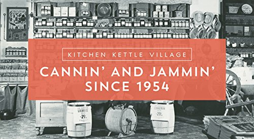Kitchen Kettle Village Sweet Potato Butter, (Amish Made), 9 Ounce Jars (Pack of 2) by Kitchen Kettle Village (Image #5)