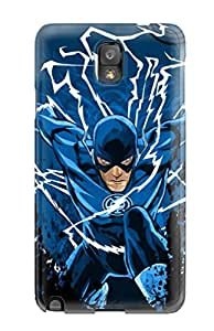 4418346K99593904 Galaxy Note 3 Case Slim [ultra Fit] The Flash Protective Case Cover