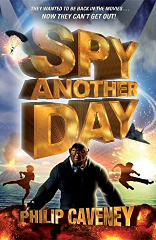 book cover of Spy Another Day