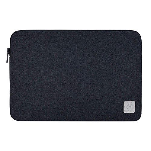 Comfyable 360° Protective Laptop Sleeve 13 Inch for MacBook Pro 2016-2019, MacBook Air 2018 A1932- Dell XPS 13 inch, Thinkpad X280, HP 11 inch Laptop Waterproof Case - Charcoal Blue