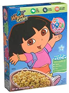 Dora The Explorer Cereal, 10.9-Ounce Boxes (Pack of 12)