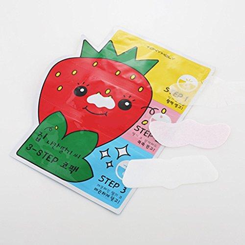 TONYMOLY Seedless Strawberry Seeds 3 step product image