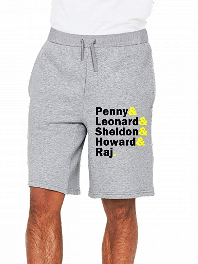Tv Series Mens Casual Shorts Pants
