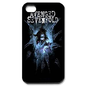 MEIMEIiPhone 4,4S Phone Case Avenged Sevenfold F5O7864MEIMEI