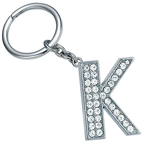 Design Personalized Keychain (Personalized Letter K Keychain Creative Packaging Design Box Z-294)
