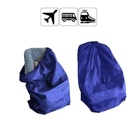 Yuccer Funda para asiento de coche, protector del recorrido del viaje del control de la