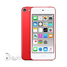 Apple iPod touch 128GB Red (6th Generation) NEWEST MODEL
