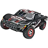 TraxxasSlash Short Course RC Truck RTR with On Board Audio RC Car,Blue/ Hawaiian Edition/ Mark Jenkins Red/ Mike Jenkins Black/ Pink/ White/