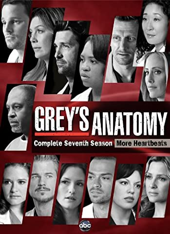 Grey's Anatomy: Season 7 (Greys Anatomy Dvd Seasons)