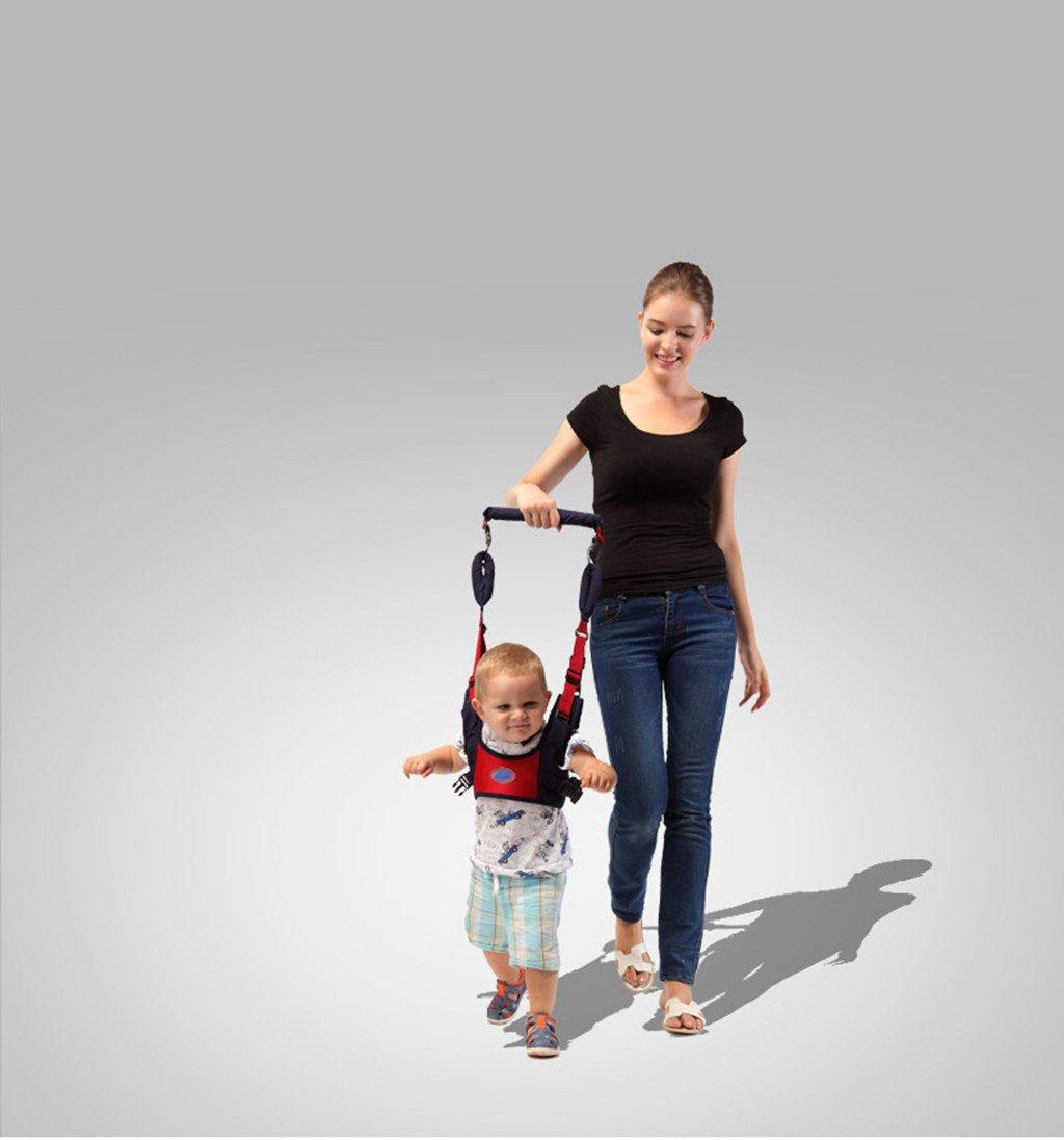 Bebé Caminar Arnés, Riendas para Caminar Seguridad Asistente Niños ...