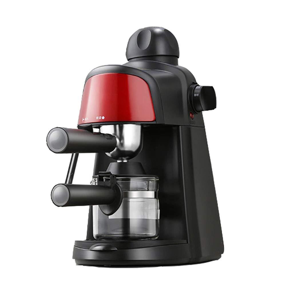 コーヒーマシンの家の小さな半自動蒸気ポータブルコーヒーマシン   B07J37W14Z
