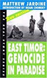Front cover for the book East Timor: Genocide in Paradise (The Real Story) by Matthew Jardine