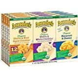 Annie's Organic Mac & Cheese Variety Pack (6 oz. box, 12 ct.) (pack of 2)