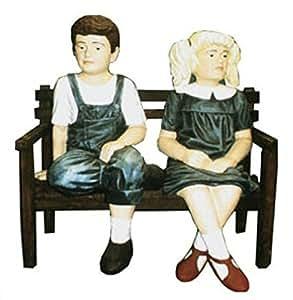 Figuras de niños de–lebensgroße Personas–kin020