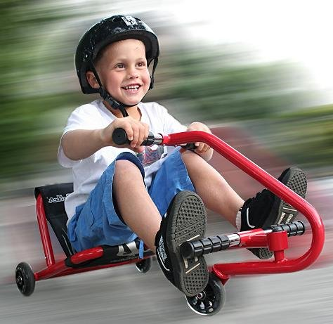 Ezyroller Junior Ultimate Riding Machine product image