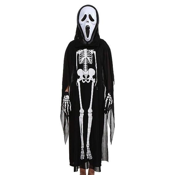 POLP Niño Halloween Disfraz Halloween Bebe Traje Halloween Bebe Niño Traje Disfraz Halloween Bebe Demonio Traje