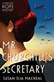 Front cover for the book Mr. Churchill's Secretary by Susan Elia MacNeal