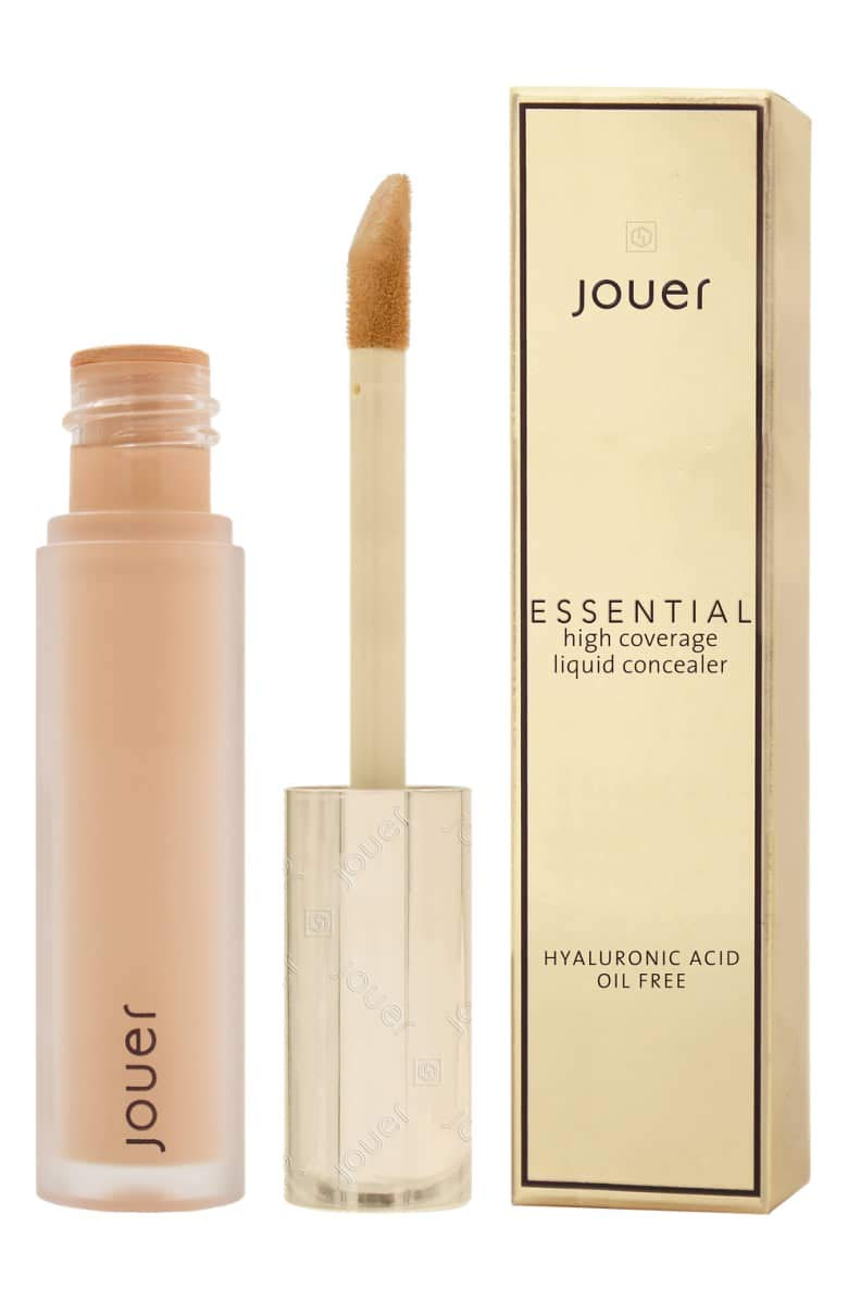 Amazon.com : Essential High Coverage Liquid Concealer JOUER - Amber : Beauty