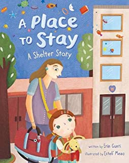Book Cover: A Place to Stay: A Shelter Story