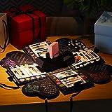 SuperCS Romantic Creative Handmade DIY Album Box Photo for Christmas Gift