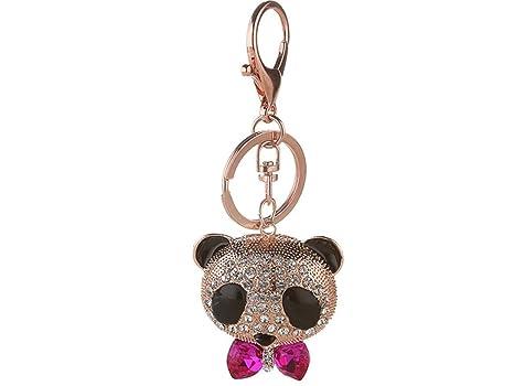 DOOUYTERT Wow Trend Jewelry Diamond Pearl Bear Bolso del ...