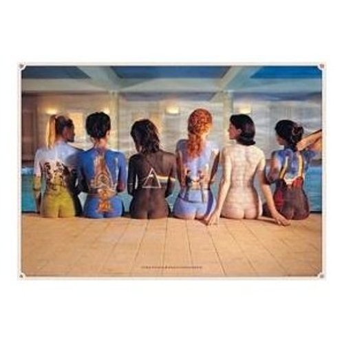 aquarious Pink Floyd - Back Catalogue Poster 36 x 24in