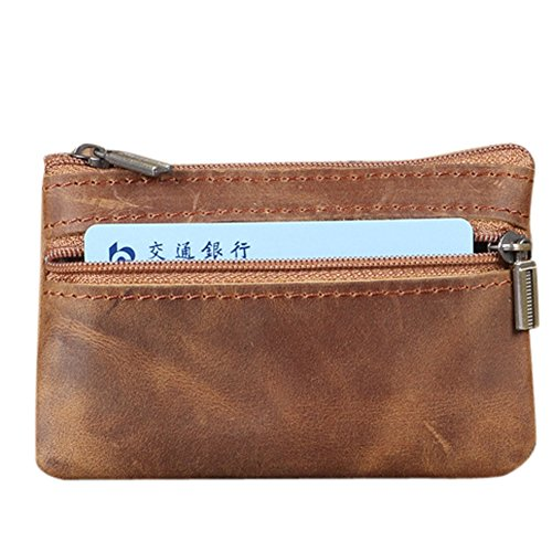 Mens Tray Purses Coin Purse Cash Change Wallet Key Holder Money Pouch