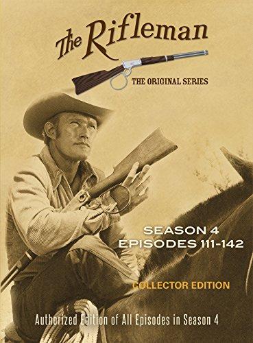 (The Rifleman Official Season 4 (Episodes 111 -)