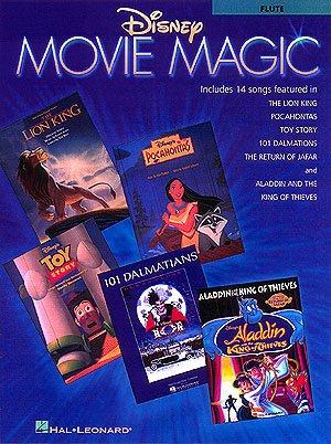 - Disney Movie Magic Instrumental Solo Flute. Partitions pour Flûte Traversière