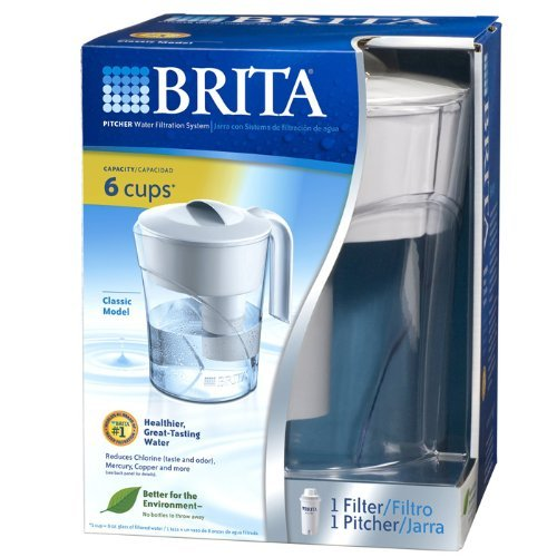 , Brita - Classic Water Filter Pitcher (Appliances - Smal...