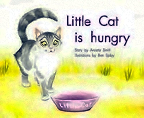 Rigby PM Benchmarks: Leveled Reader Little Cat Is Hungry pdf epub