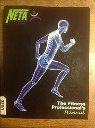 Neta fitness professional manual.