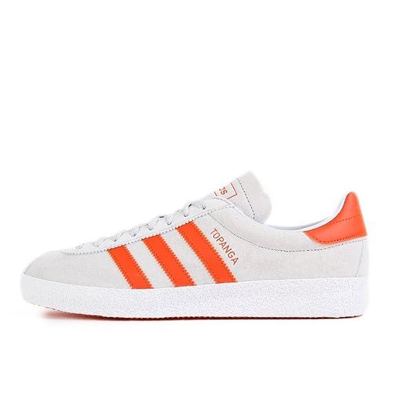 ADIDAS ORIGINALS TOPANGA Herren Sneaker Schuhe S80055 grau