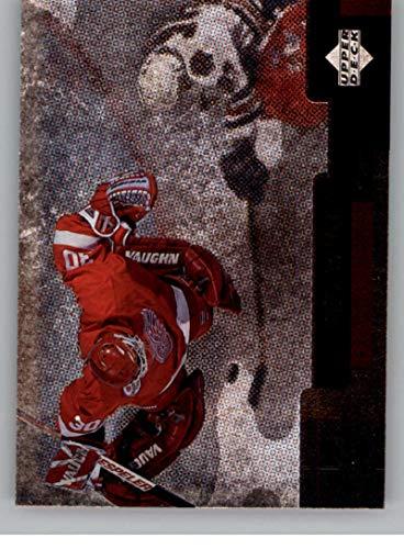 1997-98 UD Black Diamond Hockey Hockey #39 Chris Osgood Detroit Red Wings