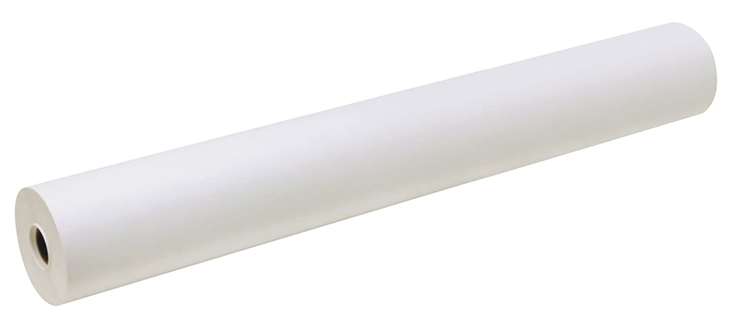 Pacon Easel Roll, 24-Inch x 200-Feet, White, 1 Roll (4765) Pacon Corp.